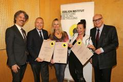 2015 Odilienistitut Urkundenverleihung