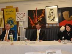 LIONARTE Pressekonferenz im Hotel Novapark